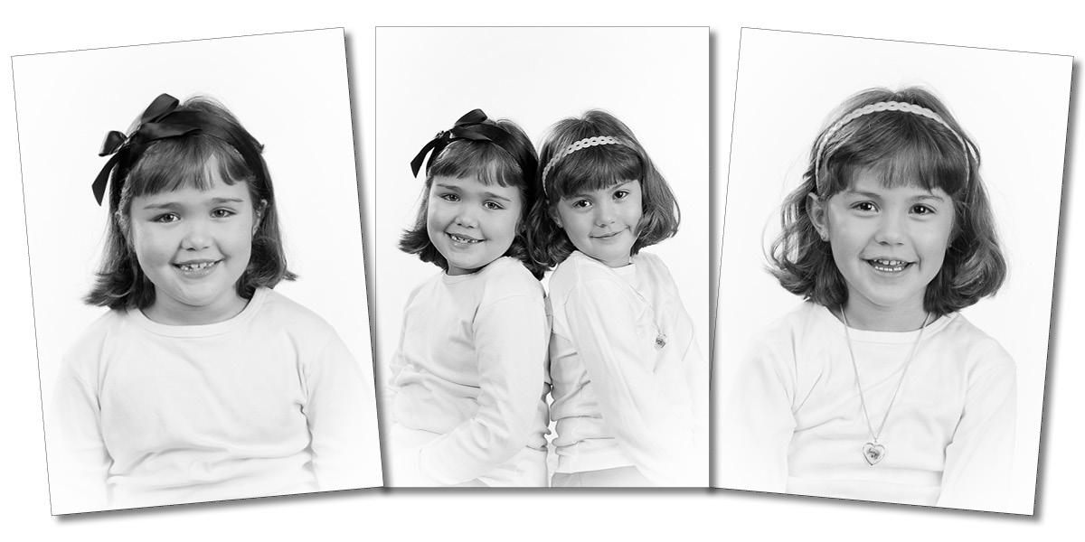 Børnehave portrætter