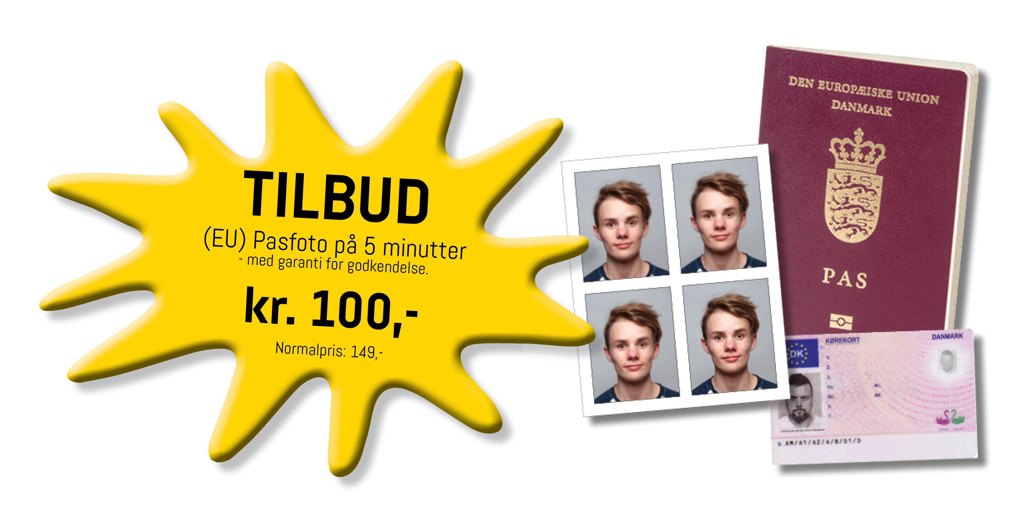 EU Pasfoto